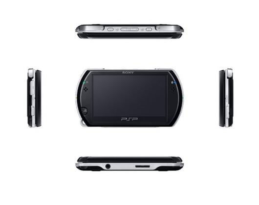 Sony Psp Go 2 : Jia gadget page